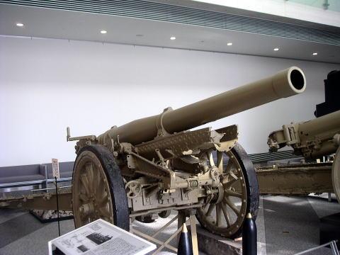 九六式十五糎榴弾砲